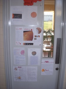 planet projects 6th class