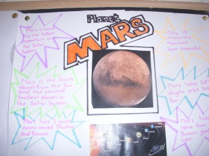 Another superb Mars project!