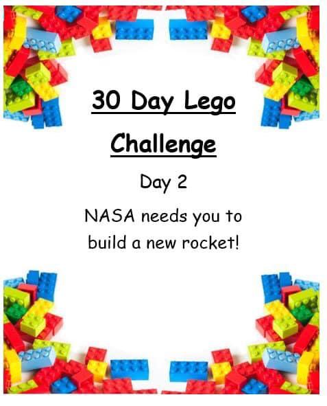 Lego week 2